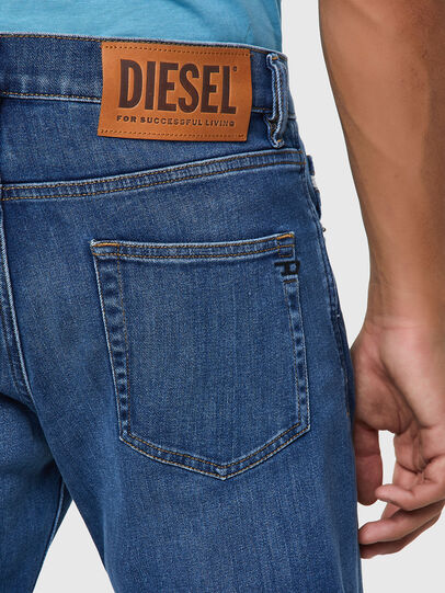 Diesel - D-Strukt 09A80, Azul medio - Vaqueros - Image 3