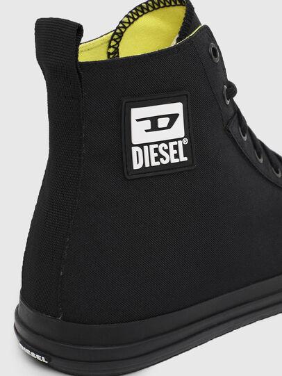 Diesel - S-ASTICO MID CUT, Negro - Sneakers - Image 4