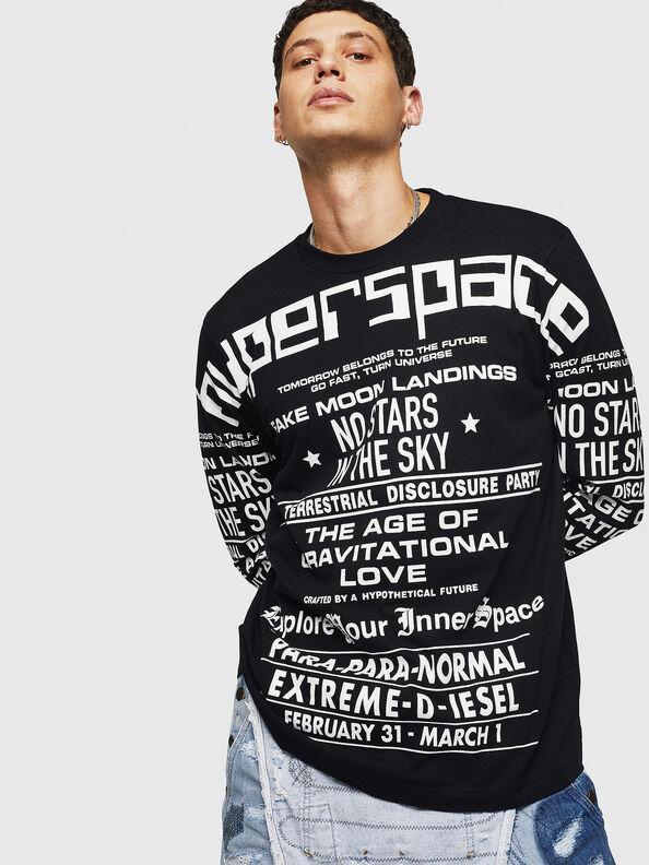 T-JUST-LS-BX1,  - Camisetas