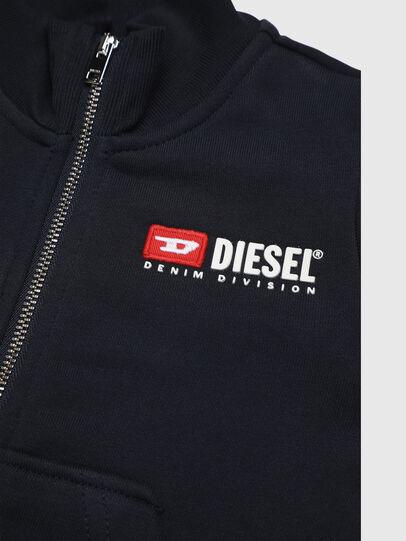 Diesel - SOLLYB, Azul Oscuro - Sudaderas - Image 3