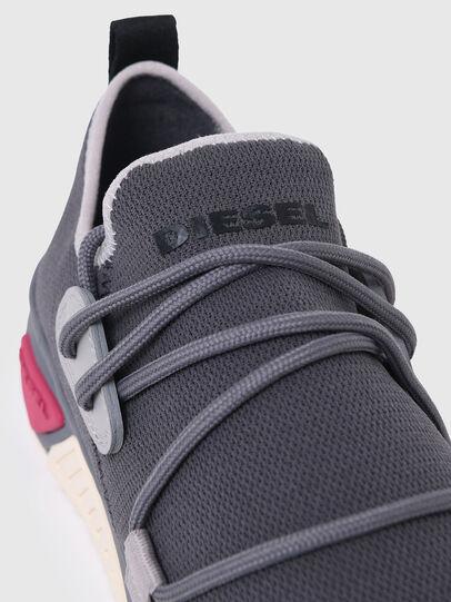 Diesel - S-KB SLE W, Gris - Sneakers - Image 4
