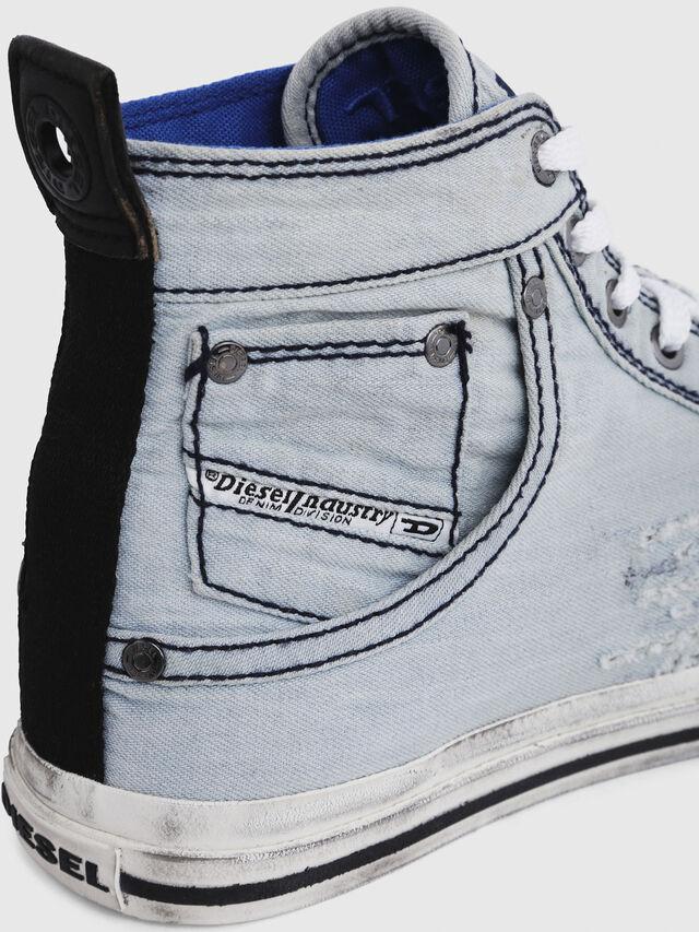 Diesel - EXPOSURE I, Azul Claro - Sneakers - Image 5