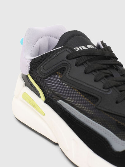 Diesel - S-SERENDIPITY SM W, Negro/Morado - Sneakers - Image 4