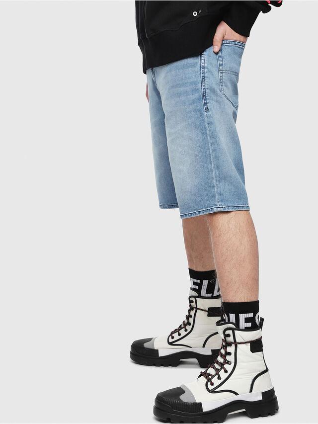 Diesel - THOSHORT, Azul Claro - Shorts - Image 3