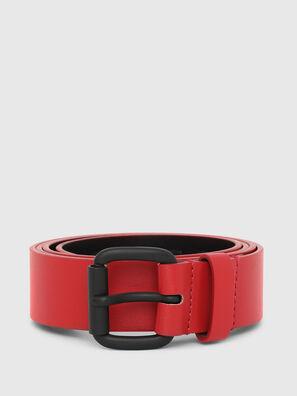 B-SYNT, Rojo - Cinturones