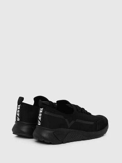 Diesel - S-KBY STRIPE, Negro - Sneakers - Image 3