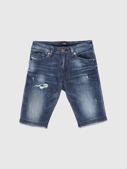 Diesel - DARRON-R-J SH-N, Azul Oscuro - Shorts - Image 1