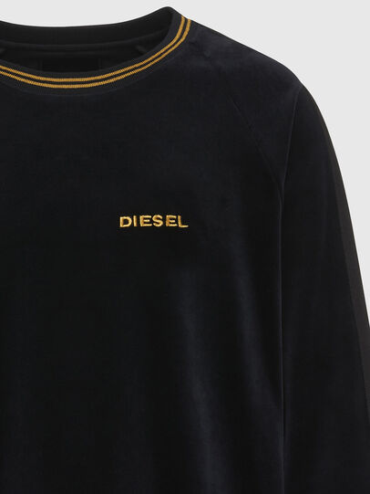 Diesel - UMLT-MAX, Negro - Sudaderas - Image 3