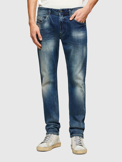 Diesel - Thommer 009RS, Azul Oscuro - Vaqueros - Image 1