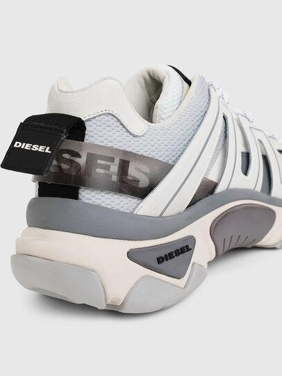 Diesel - S-KIPPER LOW TREK, Blanco - Sneakers - Image 7