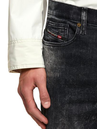Diesel - D-Amny 009PX, Negro/Gris oscuro - Vaqueros - Image 3