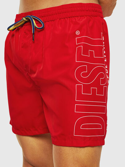 Diesel - BMBX-WAVE 2.017, Rojo - Bañadores boxers - Image 3