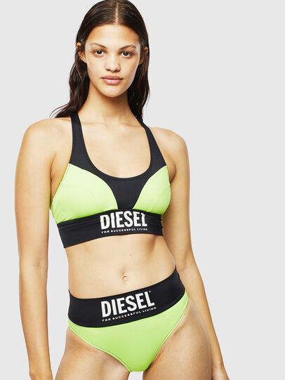 Diesel - BFPN-BEACHY, Verde/Negro - Braguitas - Image 4