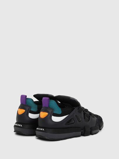 Diesel - H-PADOLA LOW S, Negro - Sneakers - Image 3