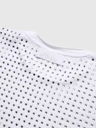 Diesel - TJRATY, Blanco - Camisetas y Tops - Image 5