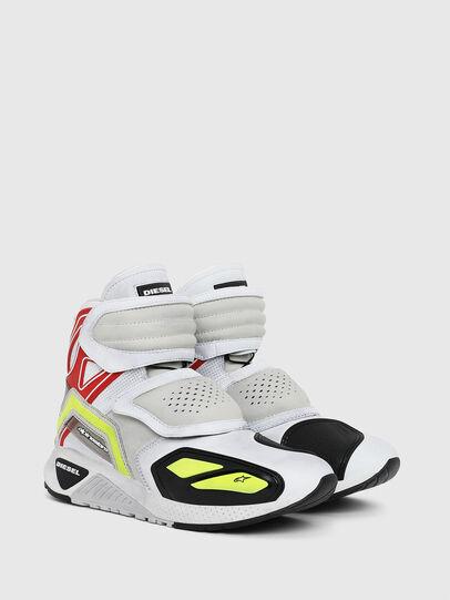 Diesel - ASTARS-SKBOOT, Blanco - Sneakers - Image 2