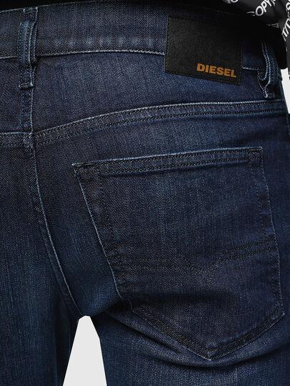 Diesel - D-Luster 0095K, Azul medio - Vaqueros - Image 4