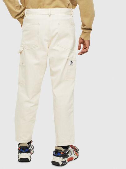 Diesel - P-LAMAR, Blanco - Pantalones - Image 2