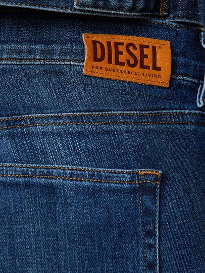 Diesel - D-Ebbey 086AM, Azul medio - Vaqueros - Image 4