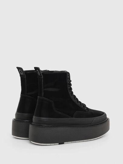 Diesel - H-SCIROCCO AB, Negro - Sneakers - Image 3