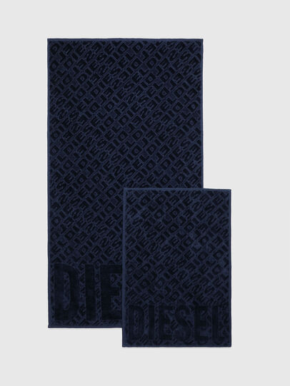 Diesel - COPP 3DLOGO, Azul - Bath - Image 2