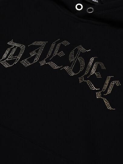 Diesel - DOXISTD, Negro - Vestidos - Image 3