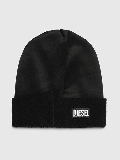 Diesel - C-FELP, Negro - Gorras - Image 1