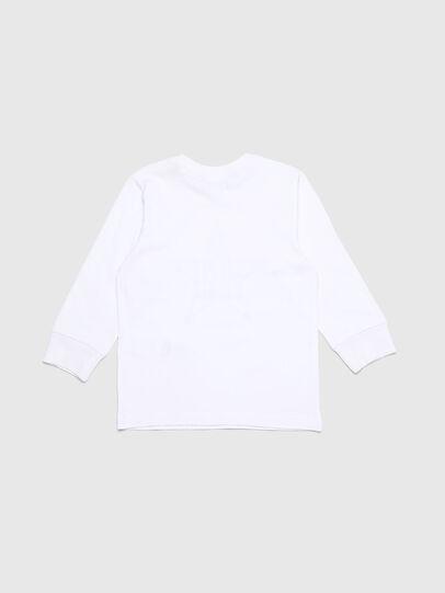 Diesel - TDIEGOYHB-ML-R, Blanco - Camisetas y Tops - Image 2