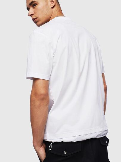 Diesel - T-GLASSY, Blanco - Camisetas - Image 2