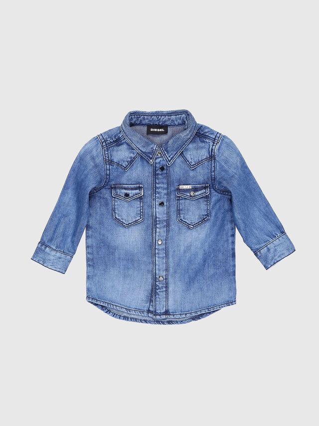 Diesel - CITROB, Blue Jeans - Camisas - Image 1