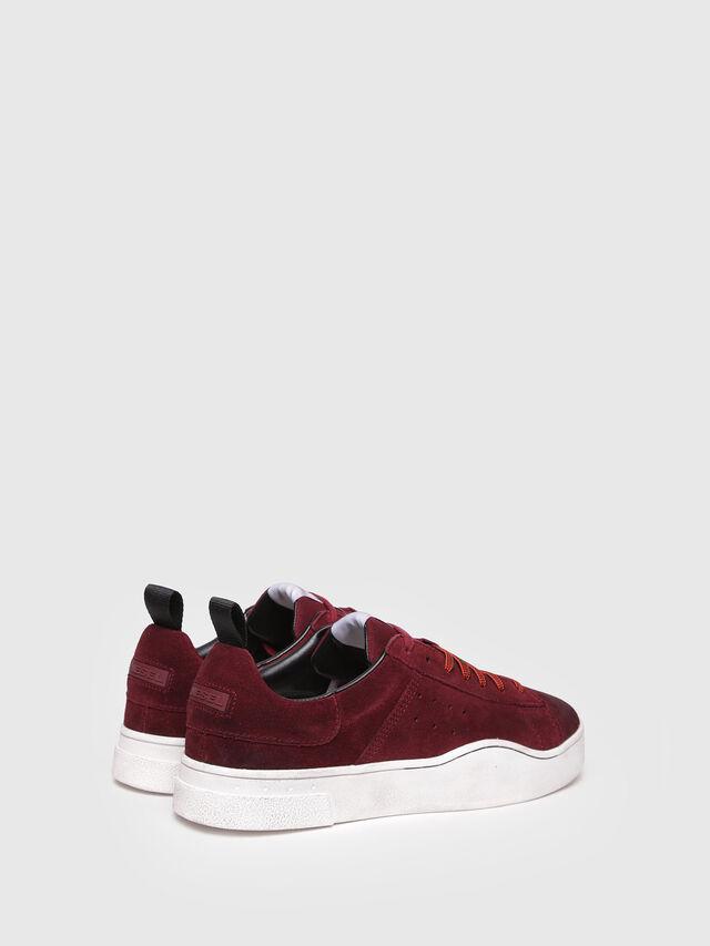 Diesel - S-CLEVER LOW, Rojo Vino - Sneakers - Image 3