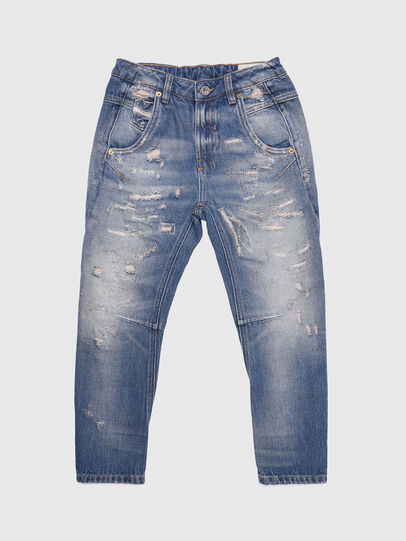 Diesel - FAYZA-J-N, Blue Jeans - Vaqueros - Image 1