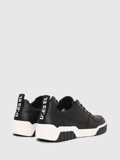 Diesel - S-RUA LOW, Negro - Sneakers - Image 3