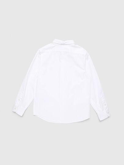 Diesel - CSBILL, Blanco - Camisas - Image 2