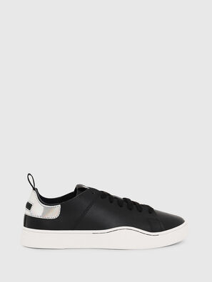S-CLEVER LS W, Negro/Plata - Sneakers