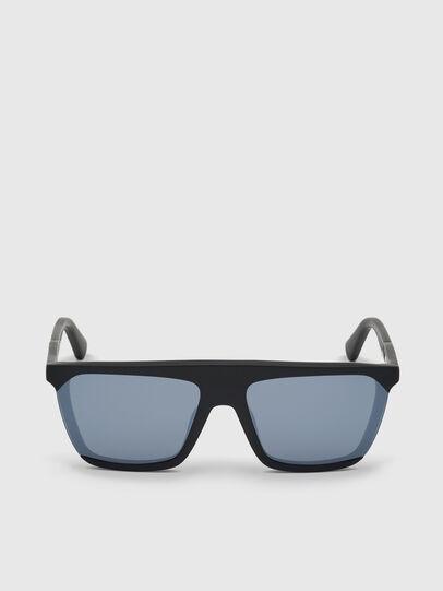 Diesel - DL0323, Negro - Gafas de sol - Image 1