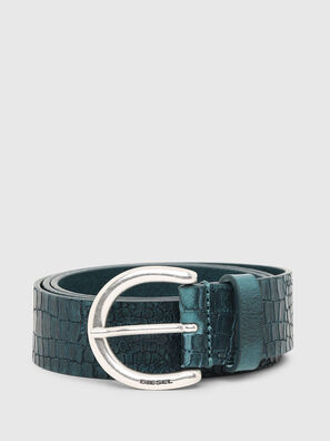 B-CRICO, Azul Claro - Cinturones