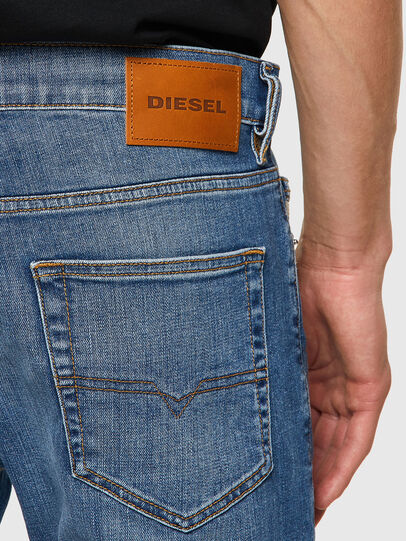 Diesel - D-Luster 009ZR, Azul Claro - Vaqueros - Image 3
