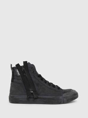 S-ASTICO MID ZIP SP, Negro - Sneakers