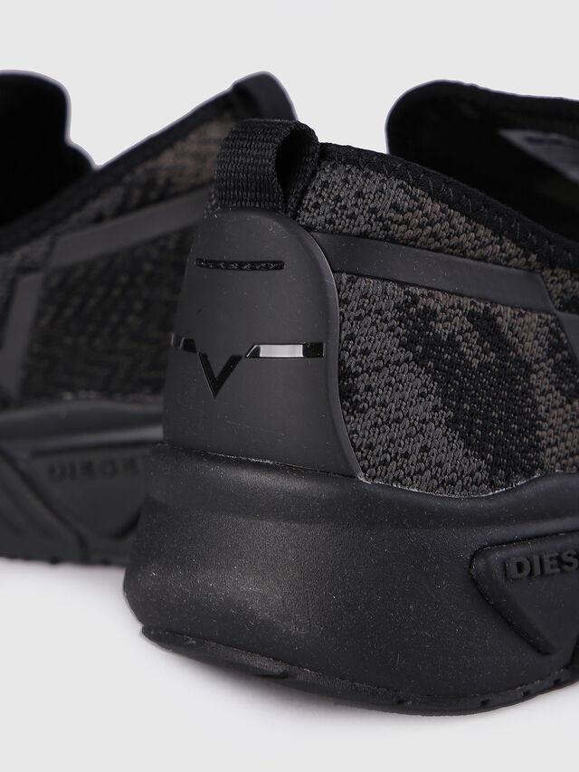 Diesel - S-KBY, Negro - Sneakers - Image 5