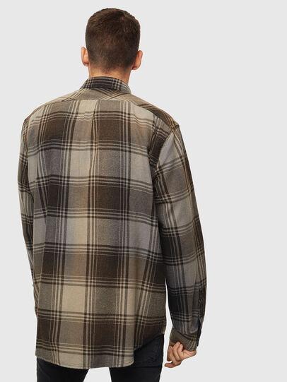 Diesel - S-MILLERIN, Negro - Camisas - Image 2