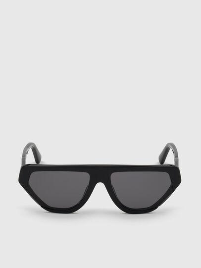 Diesel - DL0322, Negro - Gafas de sol - Image 1