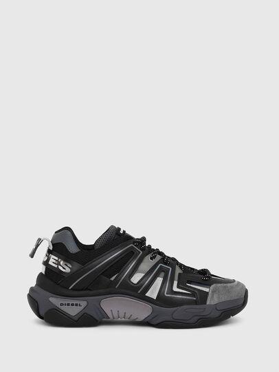 Diesel - S-KIPPER LOW TREK, Negro - Sneakers - Image 1