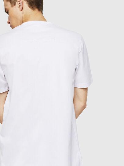 Diesel - T-KIRILL, Blanco - Camisetas - Image 2