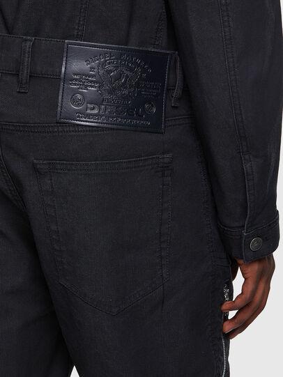 Diesel - D-VIDER JoggJeans® 0DDAX, Negro/Gris oscuro - Vaqueros - Image 3