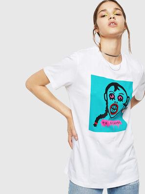 T-DARIA-K, Blanco - Camisetas