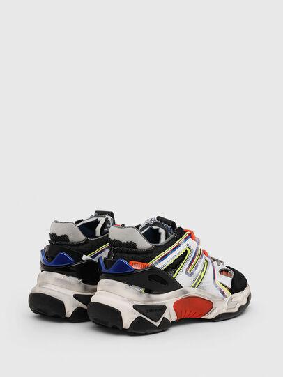 Diesel - S-KIPPER SK, Blanco/Negro - Sneakers - Image 3