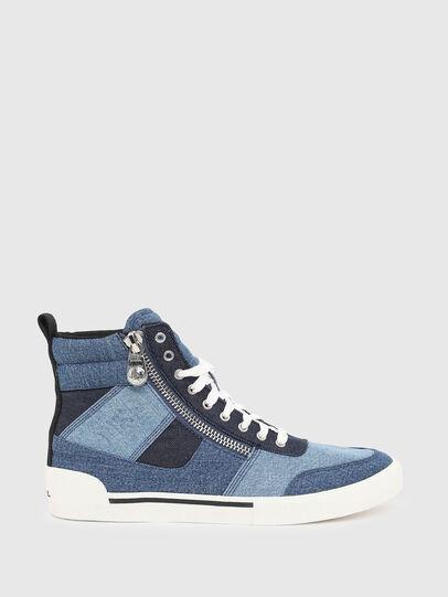Diesel - S-DVELOWS MID CUT, Azul - Sneakers - Image 1