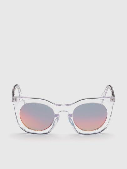 Diesel - DL0283, Blanco - Gafas de sol - Image 1