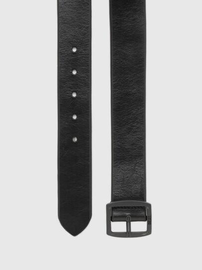 Diesel - B-LACK, Negro - Cinturones - Image 3